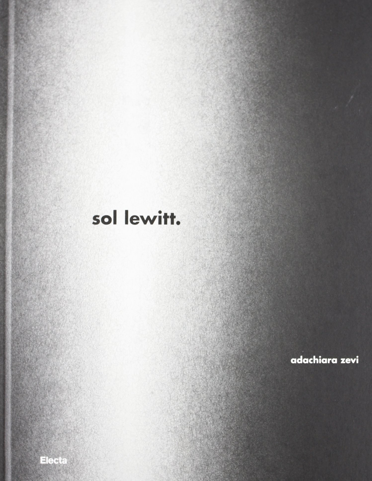 Sol LeWitt (Inglese) Copertina rigida – 14 dic 2012 A. Zevi Mondadori Electa 8837090145 ARTI