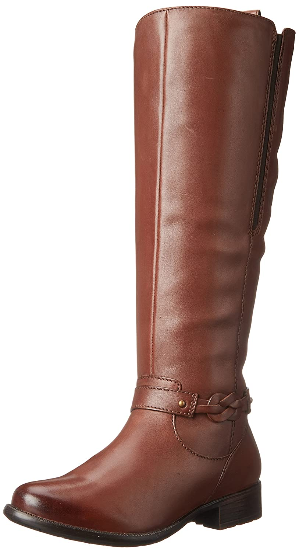 00e0f851a7e Clarks Women s Plaza Market Leather Boot