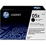 HP 05XL - Cartucho de tóner Original HP 05X de álta capacidad Negro para HP LaserJet P2035, P2055