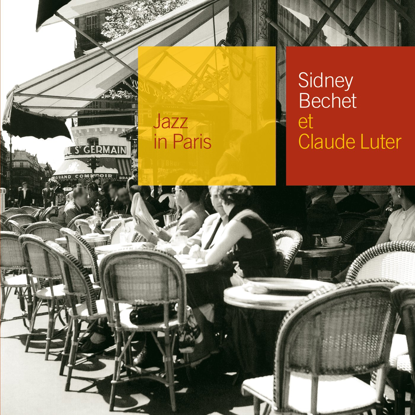 online shopping Sidney Bechet Claude Luter Attention brand