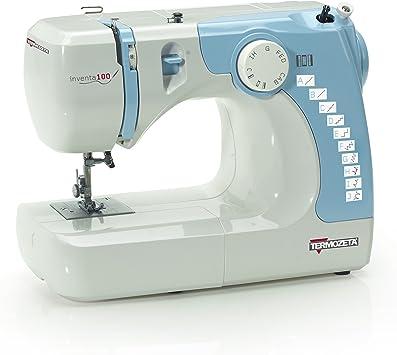 Termozeta Máquina de Coser Inventa 100: Amazon.es: Hogar