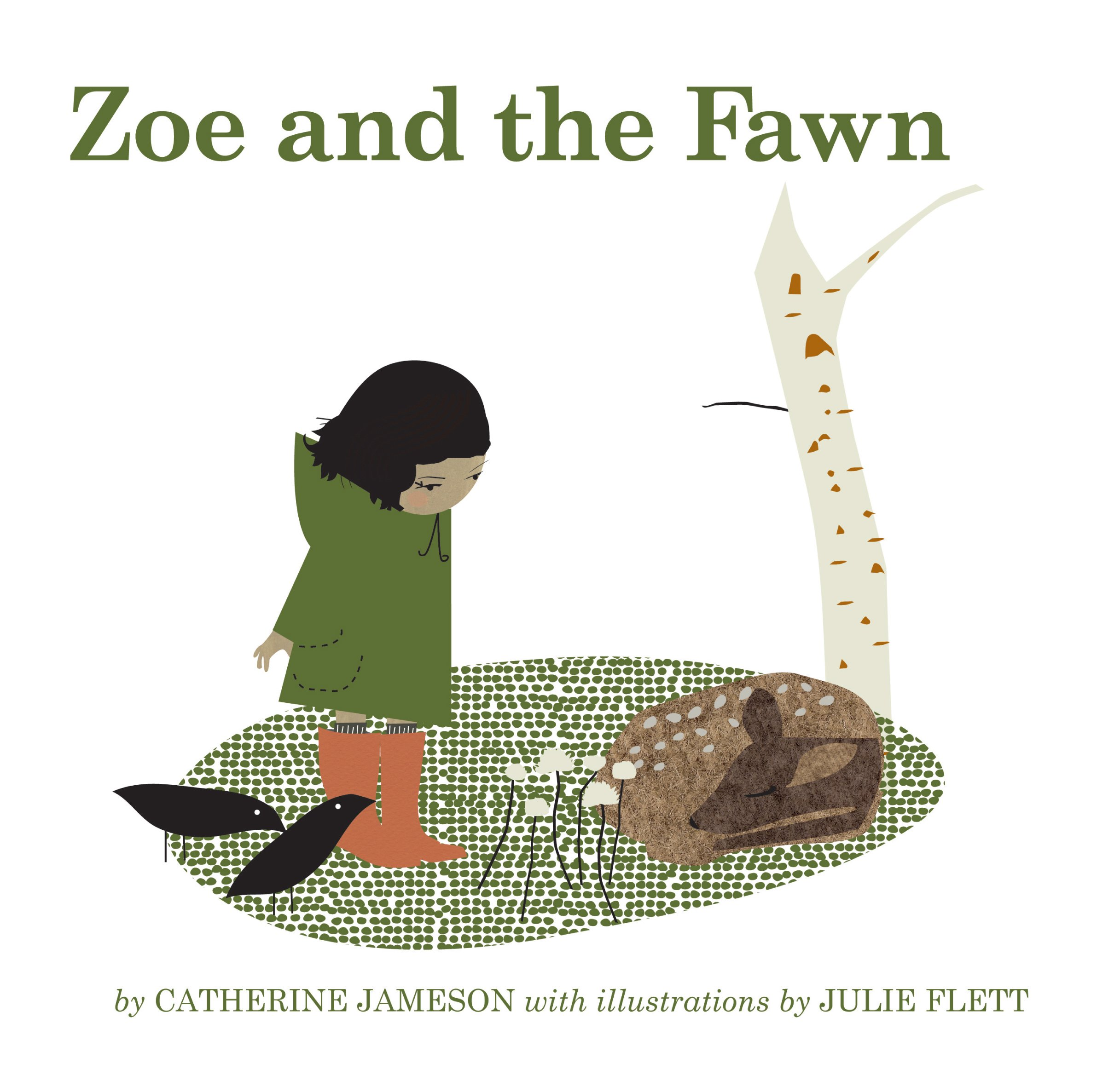 Download Zoe and the Fawn ebook