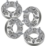 "(4) 25mm (1"") 5x114.3 Hubcentric Wheel Spacers for Acura TSX Tl Honda Accord Civic Prelude 64.1 Hub …"