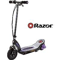 Razor Power Core E100 Electric Scooter, Escúter Electrico - Morado (Cubierta de Aluminio)