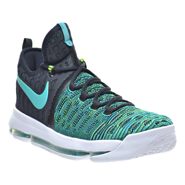787254542226 ... france amazon nike zoom kd 9 mens basketball shoes clear jadeblack  843392 300 basketball b3406 dd60e