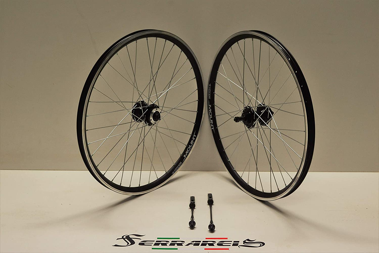 Ferrareis - Llantas de Aluminio para Bicicleta de montaña de 24 ...