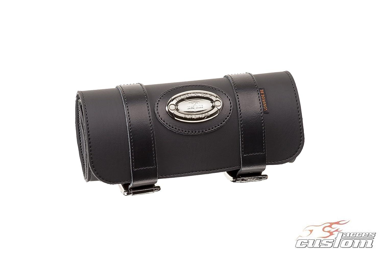 Customacces RM0003N Rulo de Piel Liso Universal de 2 litros Negro S
