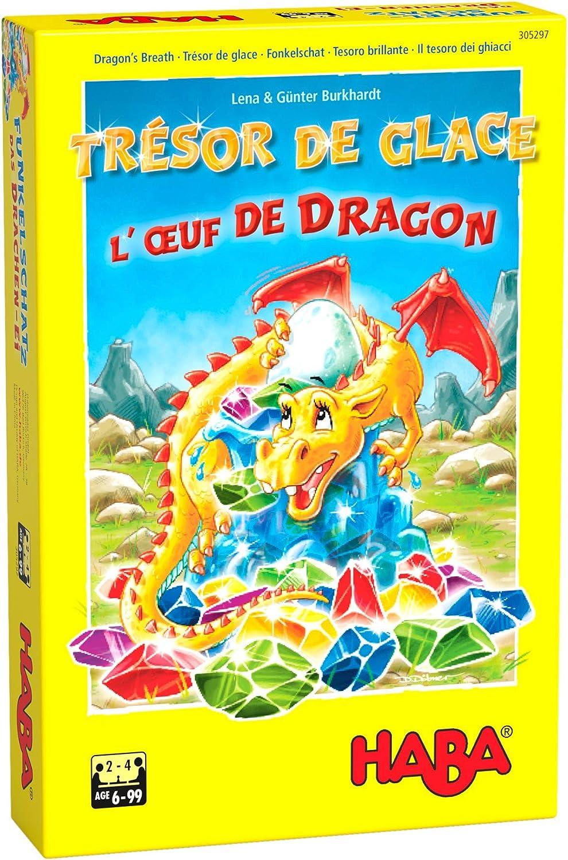 HABA 305298 - Huevo de dragón: Amazon.es: Juguetes y juegos