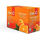 Ener-C - Natural Vitamin C 1000mg Immune Support, Drink Mix Powder Packets With Electrolytes For Hydration, Orange, 30…