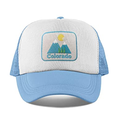9b070684d Amazon.com: Hey Mountains Colorado Toddler Hat - Infant/Toddler/Kids ...