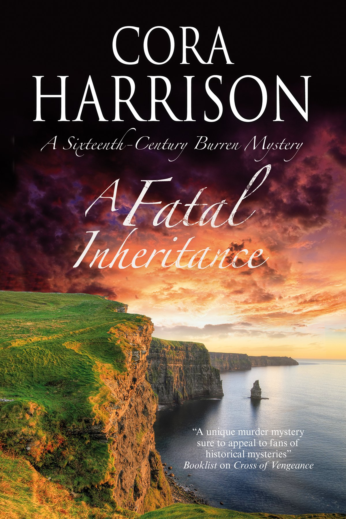 Fatal Inheritance, A: A Celtic historical mystery set in 16th century Ireland (A Burren Mystery) pdf epub