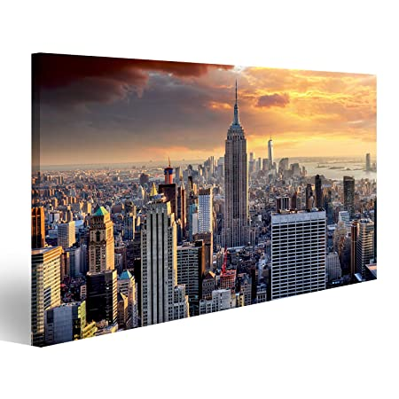 NEW YORK CITY USA  ART HUGE GIANT POSTER PRINT !!