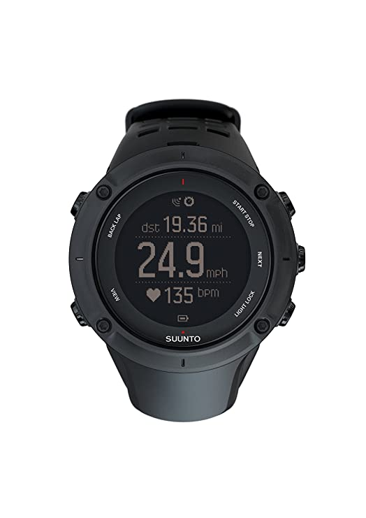 best hiking watch - Suunto Ambit3