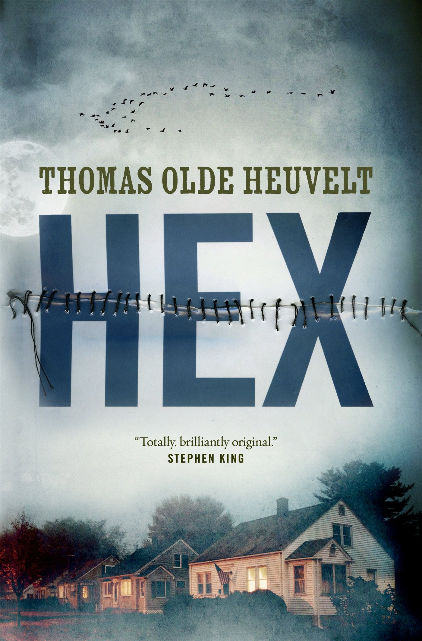 Image result for Hex - Thomas Olde Heuvelt