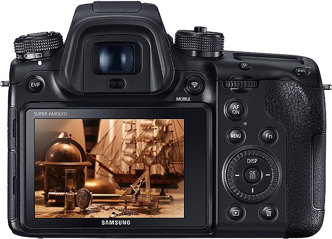 Samsung NX NX1 Cuerpo MILC 28,2 MP CMOS 6480 x 4320 Pixeles Negro ...