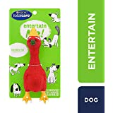 Total Care Mini Squawking Duck Dog Toy