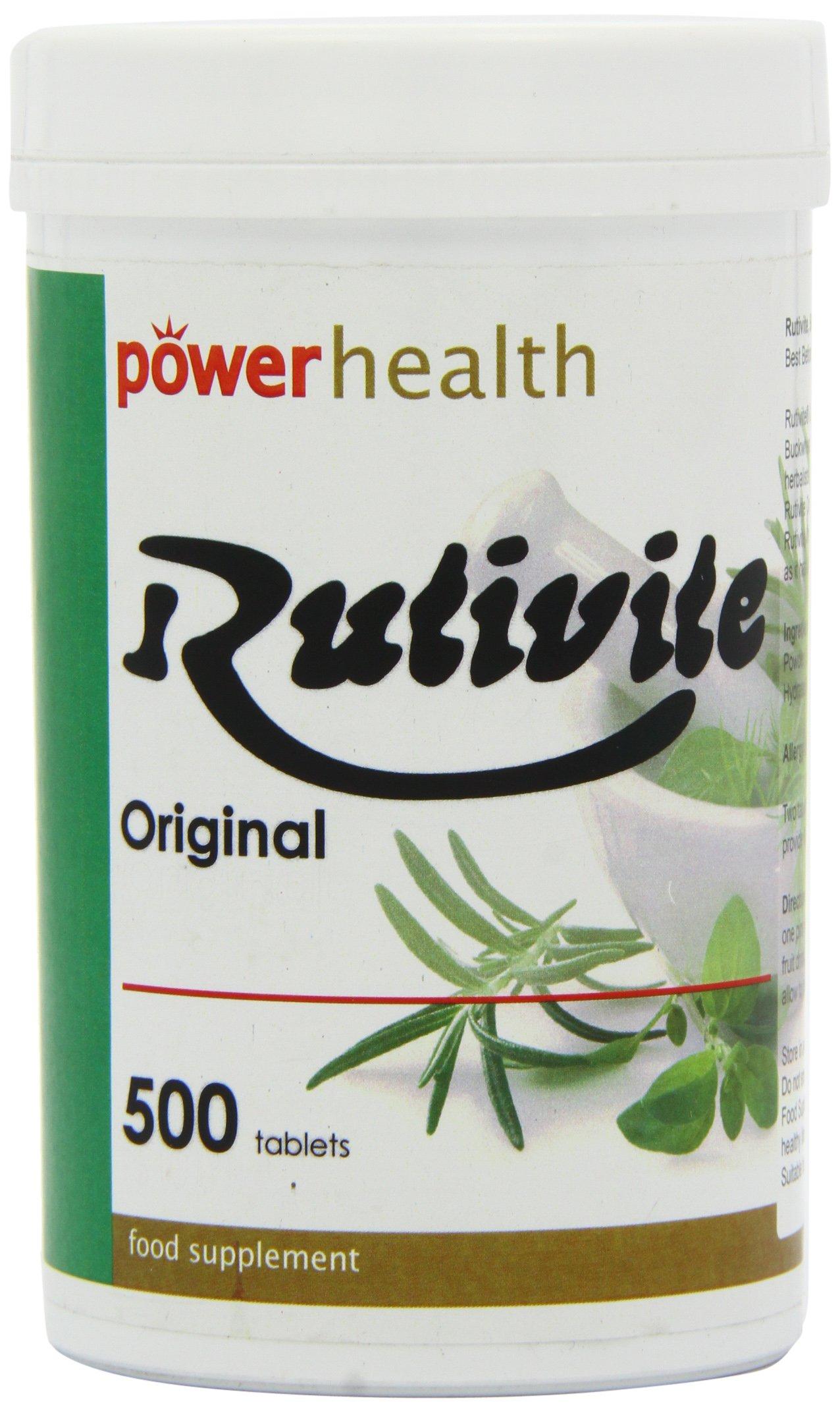 Power Health Rutivite 500 Tablets