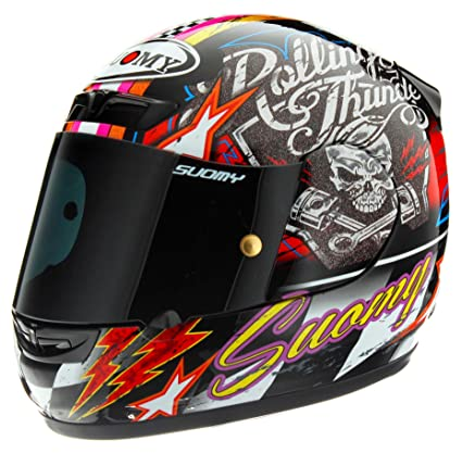 Suomy Apex Rolling Thunder Helmet size Small