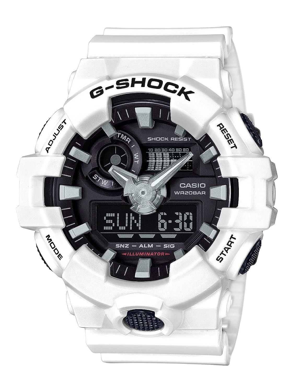 Casio Men S G Shock Quartz Resin Casual Watch