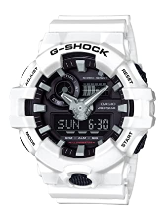 859ee7dda Amazon.com  Casio Men s G Shock Quartz Watch with Resin Strap