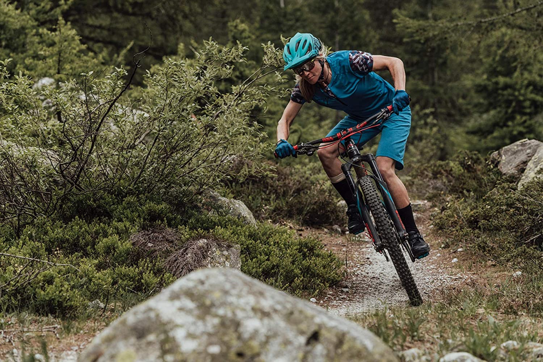 Color Negro Calcetines para Bicicleta Ion Traze 2019