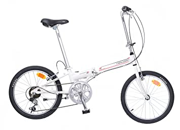 "Folding Sport Neuzer 7s Bicicleta Plegable de 20"""