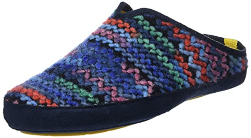 NORDIKAS Wash, Zapatillas de Estar por casa con talón Abierto para Mujer: Amazon.es: Zapatos y complementos