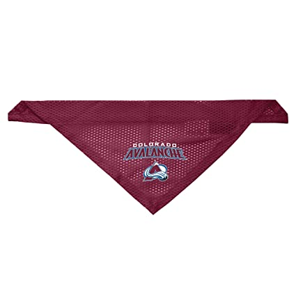 the best attitude af431 89028 Amazon.com : Littlearth Colorado Avalanche Dog Cat Mesh ...