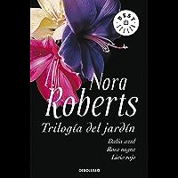 Trilogía del jardín: Dalia azul | Rosa negra | Lirio rojo