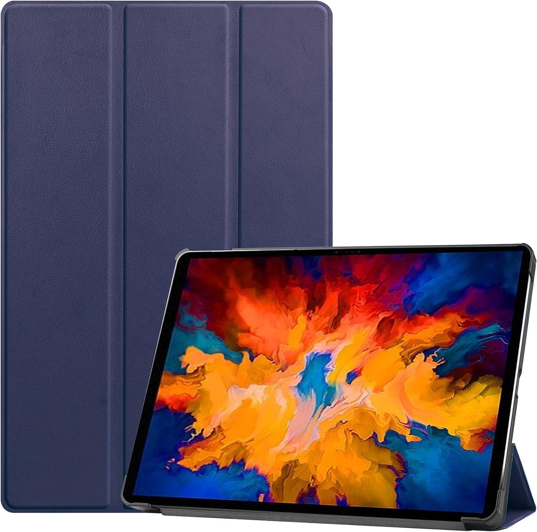 Noir Etui Housse Ultra Mince et L/éger /à Rabat avec Support et Fonction R/éveil//Sommeil Automatique pour Lenovo Tab P11 11 Tablette PC TTVie /Étui pour Lenovo Tab P11