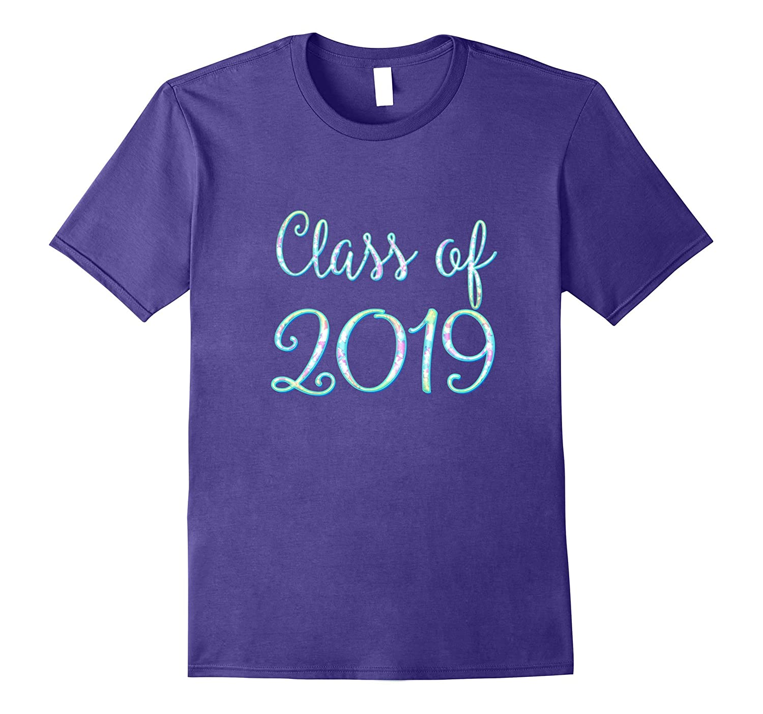 Class of 2019 Pretty High School Senior Graduation T Shirt-ANZ
