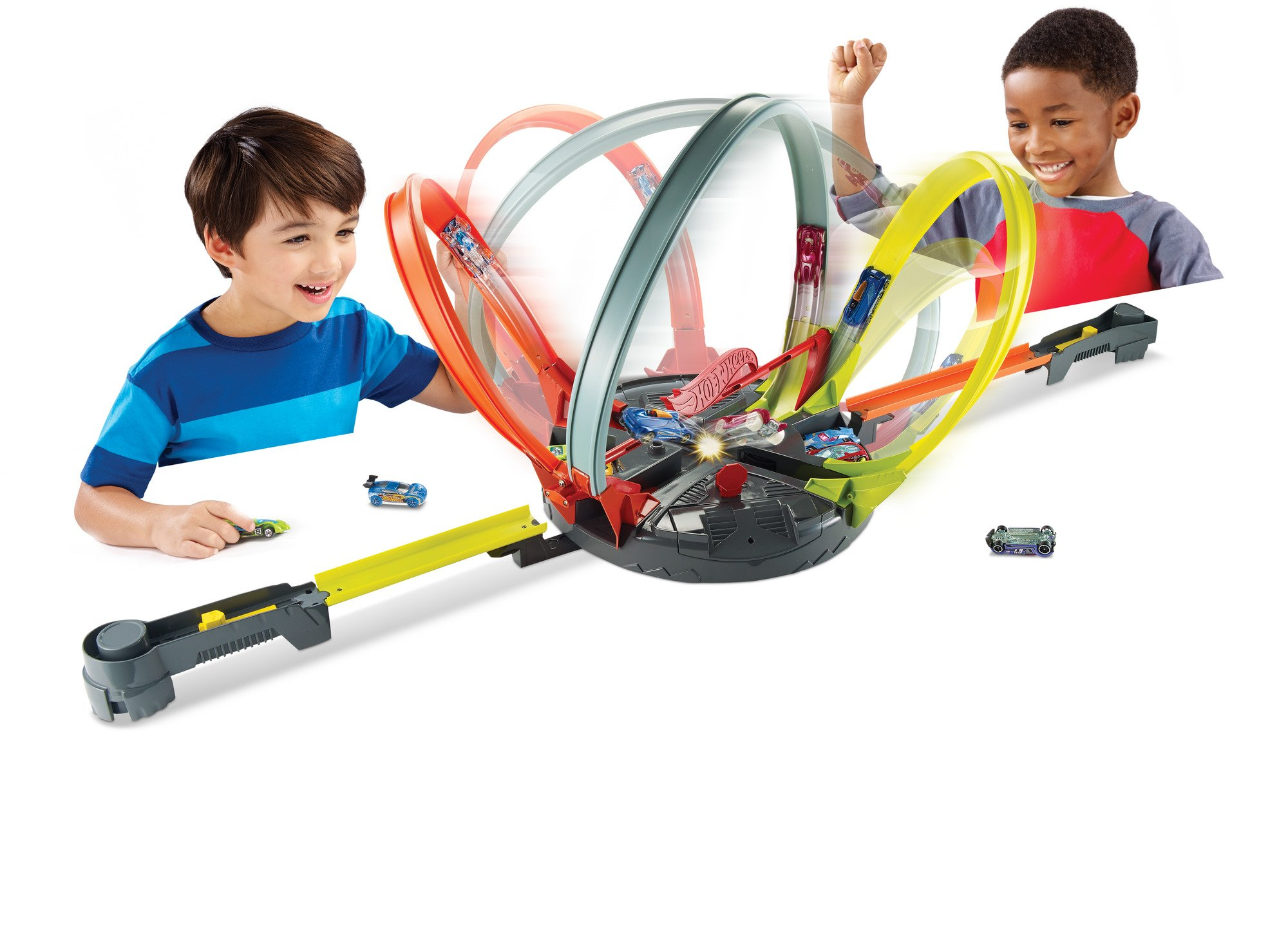 Hot Wheels Roto Revolution Track Playset by Hot Wheels (Image #3)