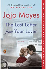 The Last Letter from Your Lover: A Novel Kindle Edition
