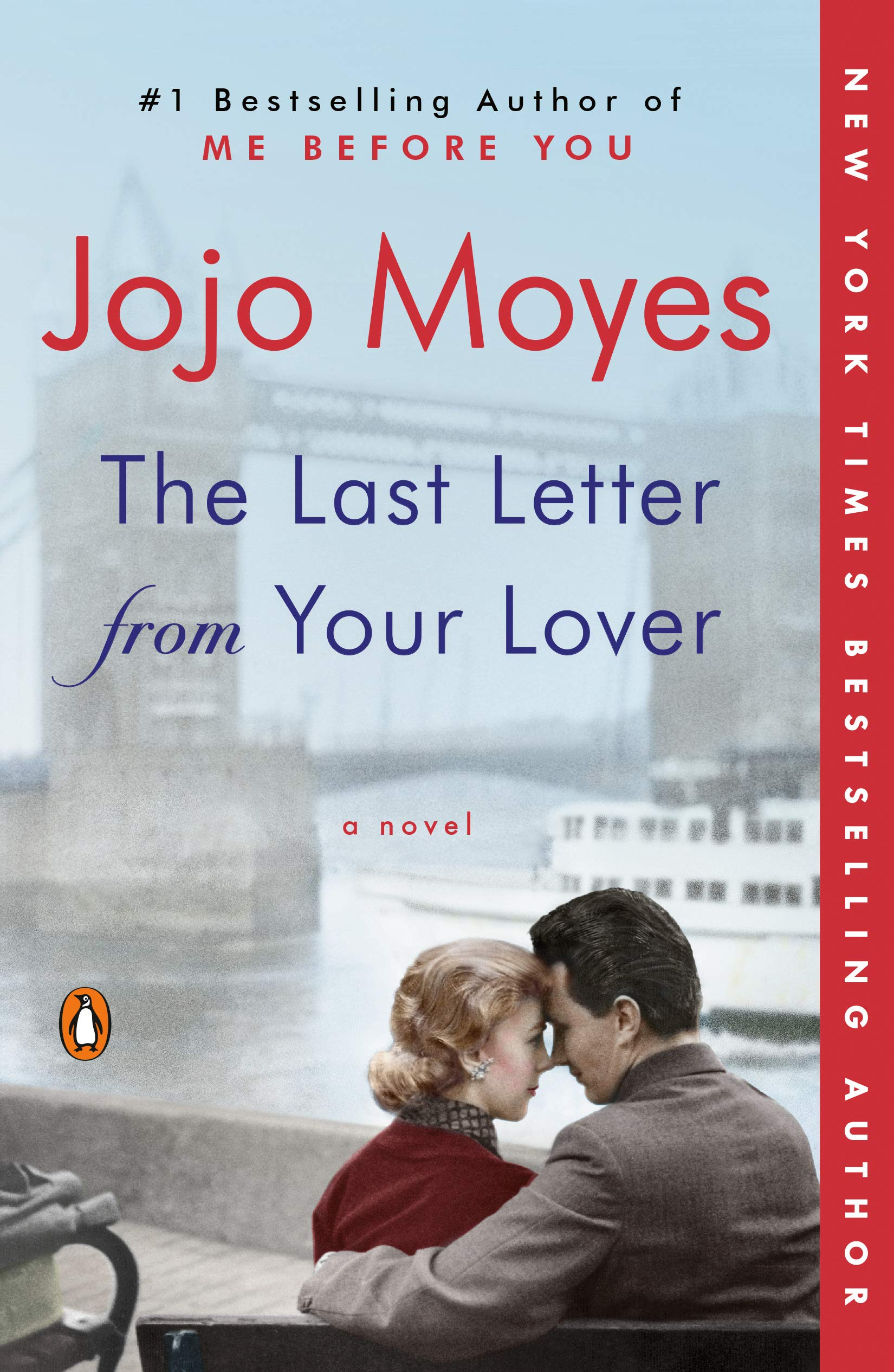 The Last Letter from Your Lover: A Novel: Jojo Moyes ...