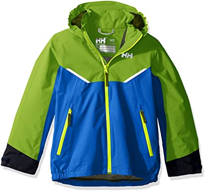 09e2ba2f Helly Hansen Children's K Shelter Jacket: Amazon.co.uk: Clothing