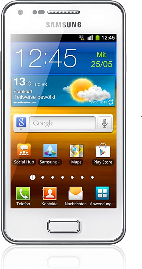 Samsung Galaxy S Advance (I9070): Amazon.es: Electrónica