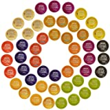 Nescafé Dolce Gusto Capsules All-inclusive Set, 50 Capsules - Variety Pack