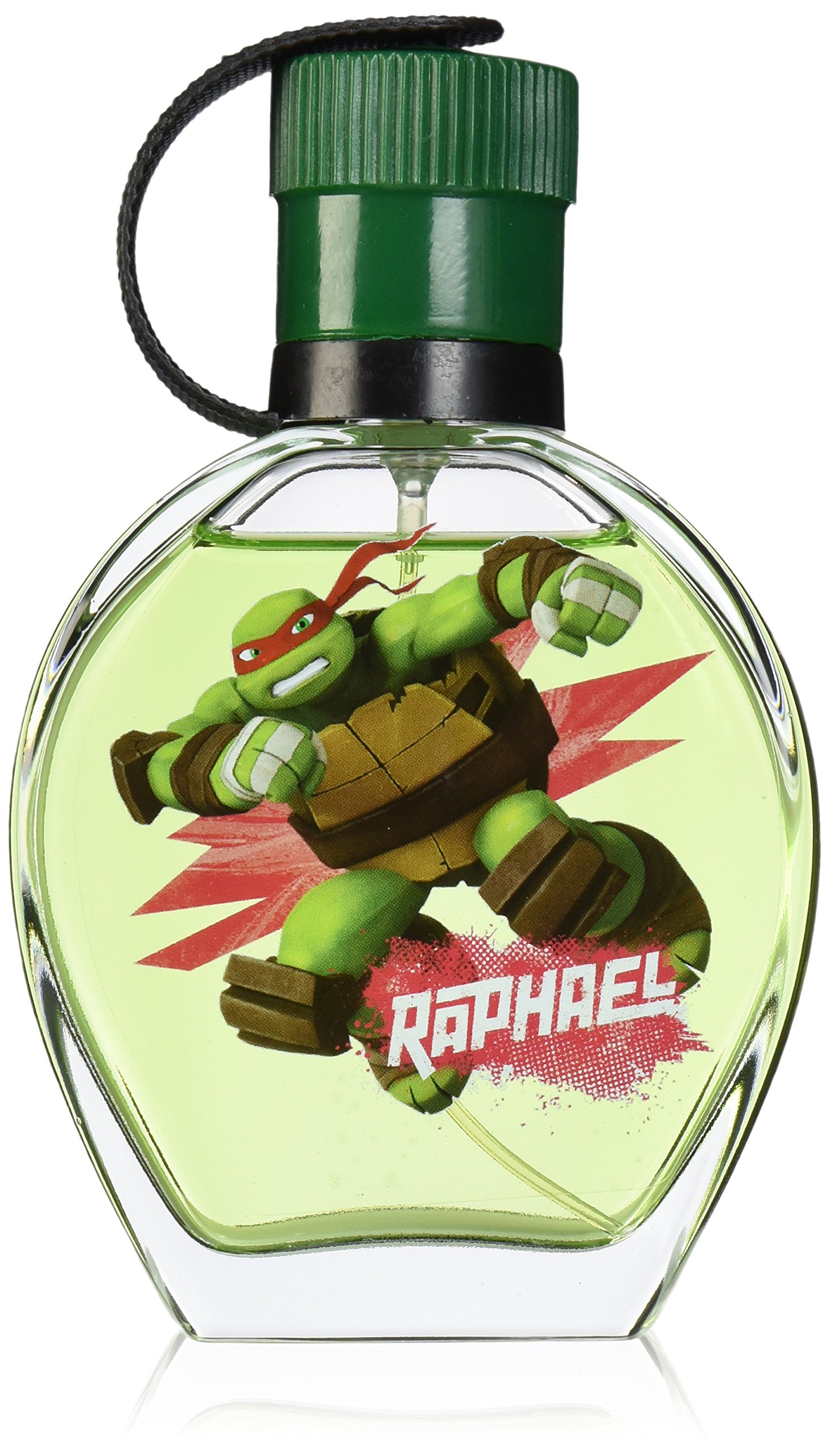Teenage Mutant Ninja Turtles Raphael by Nickelodeon for Kids - 3.4 oz EDT Spray