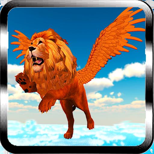 Flying Lion - Wild Simulator (Flying Lion)