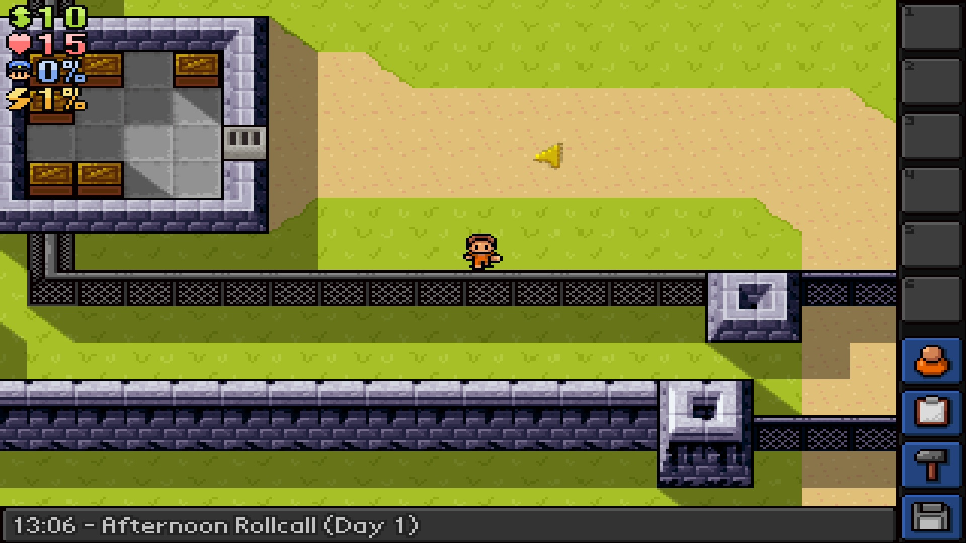 The Escapists - Fhurst Peak Correctional Facility [Online Game Code] by Team17 (Image #4)