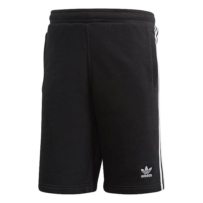 buy popular 0cefd 561d4 adidas Originals Men s 3 Stripes Shorts , Black, ...