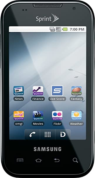 Amazon com: Samsung Transform Android Phone (Sprint): Cell