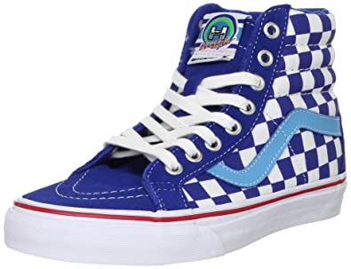 c05b124aed Vans Sk8-Hi Reissue Shoes - (Haro) Freestyler Blue  Amazon.co.uk ...