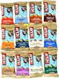 Clif Bar 12 Bar Variety Pack, 1 Bar of each Flavor