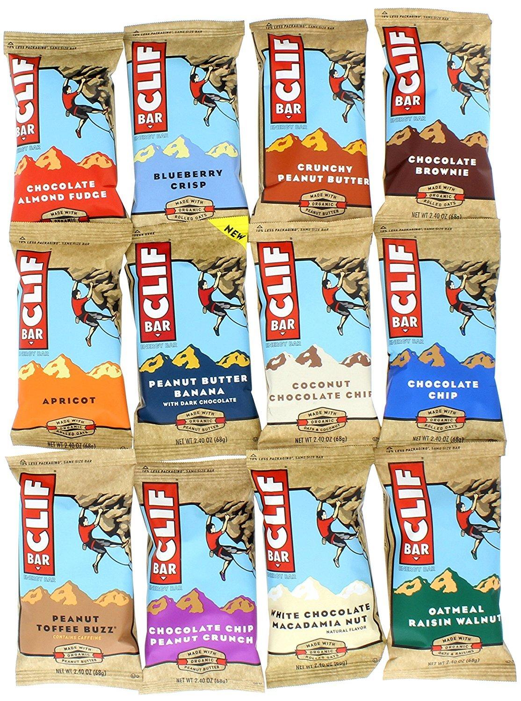 Amazon.com: Barra Clif paquete variedad de 12barras ...