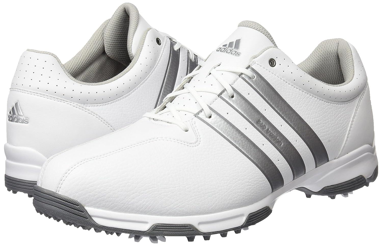 buy online efc18 be521 adidas 360 Traxion Wd, Men, Golf shoes, Multicolored (blancoplata), 11 UK  (46 EU) Amazon.co.uk Sports  Outdoors