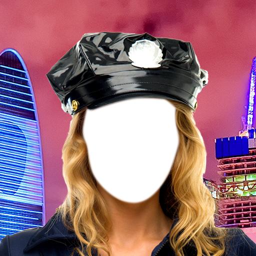 Costume Prank On Cops (Police Photo Montage)