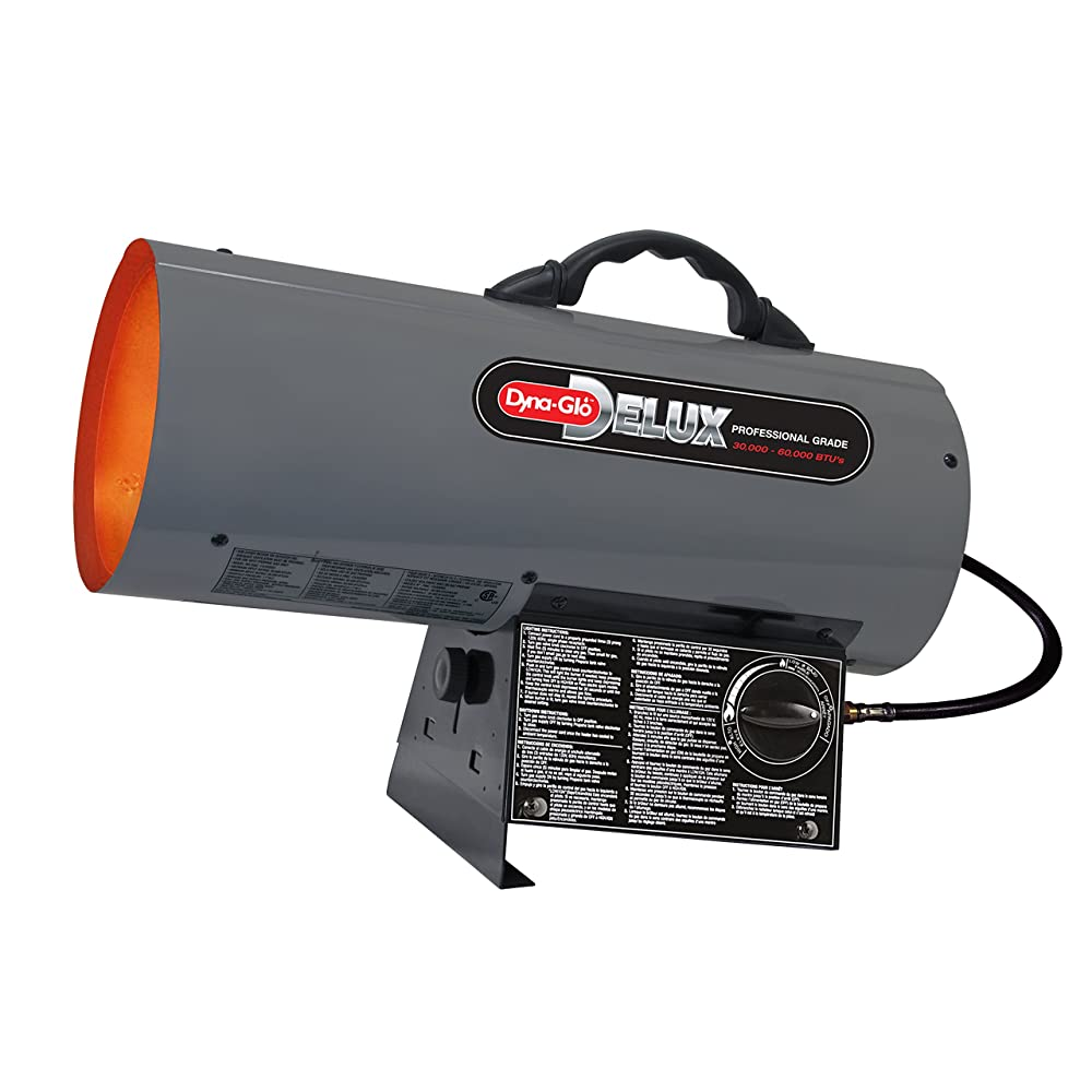 Dyna-Glo RMC-FA60DGD Propane Heater Review