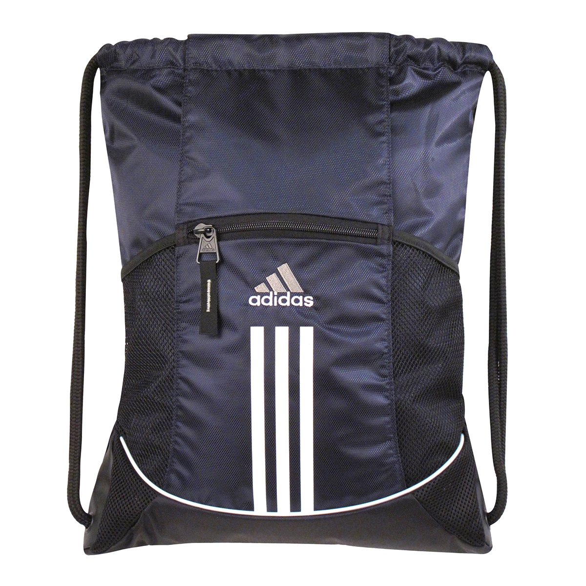 Amazon.com: adidas Alliance Sport Sackpack 5123724 Cobalt, One ...