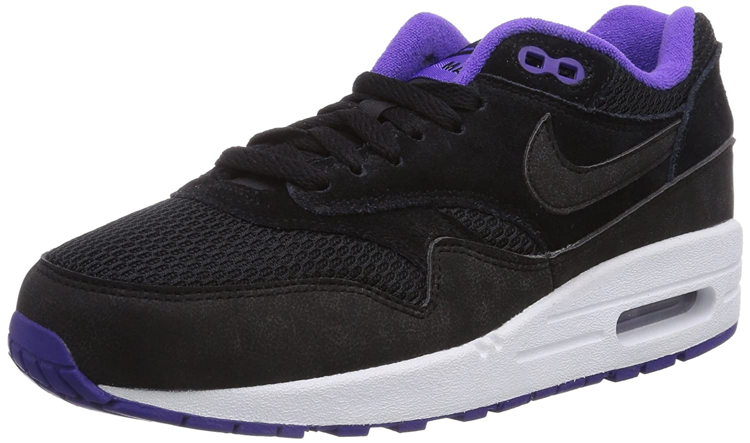 new style a52c3 76ed1 Nike Womens WMNS AIR MAX 1 Essential Sneakers